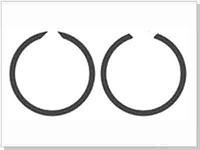 Кольцо пружинное  80 ГОСТ 13940-86
