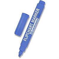 Маркер для флипчартов Centropen 8550 синий