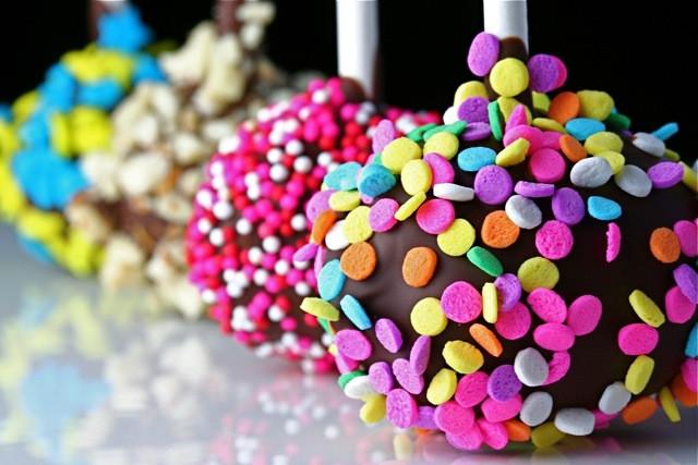 """Форма силиконовая  для Lollipops""""шарики 20 шт(код 02396)"""