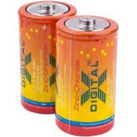 Батарейка x-digital longlife коробка r20 1Х2 шт.