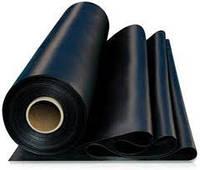 Плёнка полиэтиленовая чёрная 120 мкм