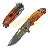 Нож складной Gerber ZH 482 полуавтомат, фото 1