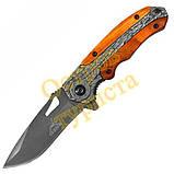 Нож складной Gerber ZH 482 полуавтомат, фото 2