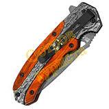 Нож складной Gerber ZH 482 полуавтомат, фото 3