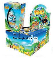 Яйцо шоколадное Mini DINO 50 г 12 шт (ANL)