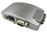 Универсальный VGA - TV RCA  конвертер