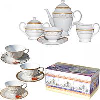 Сервиз чайный 15 предметов Свадьба 179 SK
