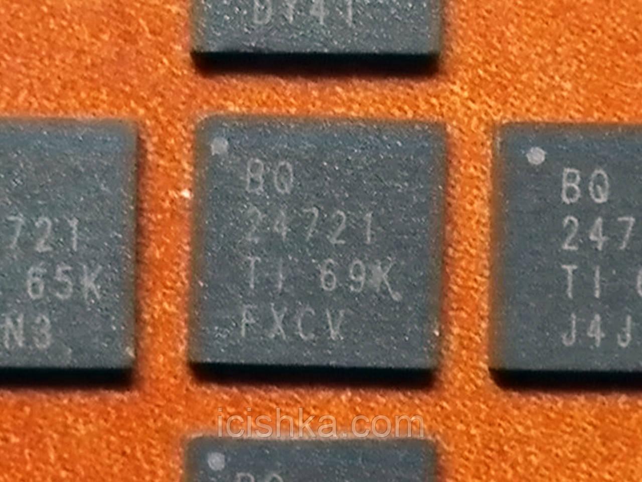 BQ24721 24721 QFN32 - контроллер заряда