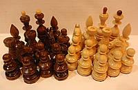 Шахматные фигуры деревянные Украина