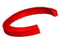 Грязесъемнные кольца Hallite