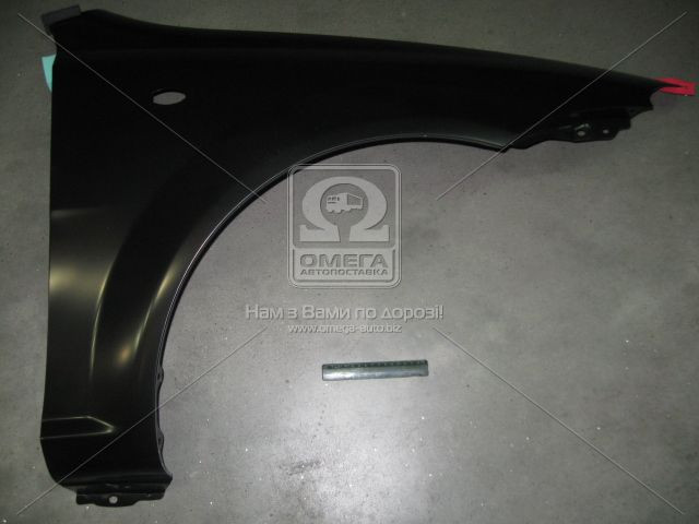 Крило переднє праве CHEVROLET LACETTI (Шевроле Лачетті) HB (пр-во TEMPEST)