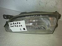 Фара левая БУ на Subaru Impreza 1992-2000 84001-FA230