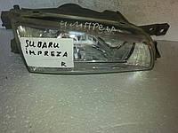 Фара правая БУ на Subaru Impreza 1997-2000 84001-FA220, фото 1