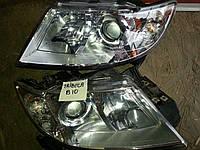 Фара левая галоген 84001XA33A США БУ на Subaru Tribeca B 10 2008-