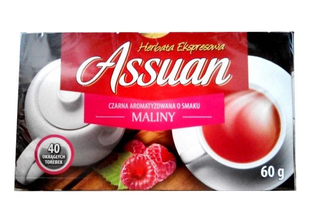 Чай Assuan(малина), 60г