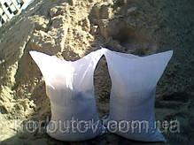 Песок в мешках речной фасовка 40кг, фото 3