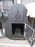 Отопительно-варочная печь Сварог М Тип 01, фото 2