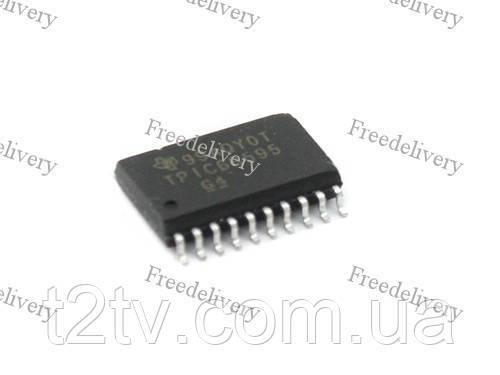 Чип TPIC6B595 TPIC6B595DWR, сдвиговый регистр