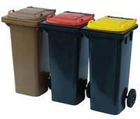 Контейнер для сміття (240 л.)