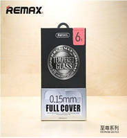 REMAX IPhone 6/6S Prime 3D full cover tempered glass black