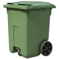 Контейнер для сміття (360 л.)