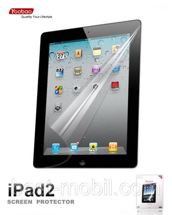 Yoobao screen protector for iPad 2/3/4 (clear)