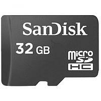 Карта памяти SanDisk micro SDHC 32GB class 10