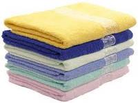 Махровые полотенца (плотность 400)