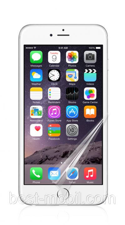 Screen protector for iPhone 6 Plus clear (SPiPhone6 plus-C) Yoobao