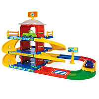 Паркинг Wader Kid Cars 3D 53040