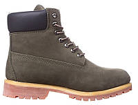 Мужские ботинки Timberland 6 (Тимберленд) серые