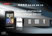 Yoobao screen protector for Merge ADR6325 (clear)