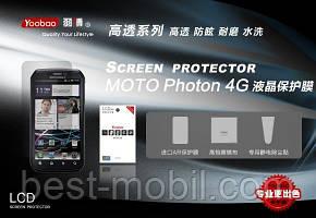 Yoobao screen protector for Motorola Photon 4G (matte)