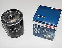 Масляный фильтр на Opel Vectra A (пр-во Bosch)