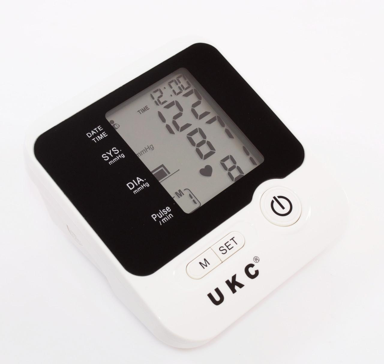 Тонометр автоматический UKC BL-8034 измеритель давления