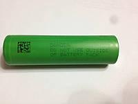 Высокоамперный аккумулятор 18650 2,2А  SONY