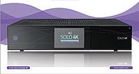 VU+ Solo 4K - спутниковый ресивер