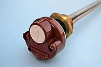 Тэн в алюминиевый(биметаллический) радиатор, 1 дюйм/правая 1500 Вт. с регулятором
