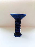 Чаша для кальяна Alien -  Белая глина, наружная - под калауд - Дизайнерская