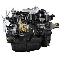 Двигатель СМД-15 на ЗИЛ-131