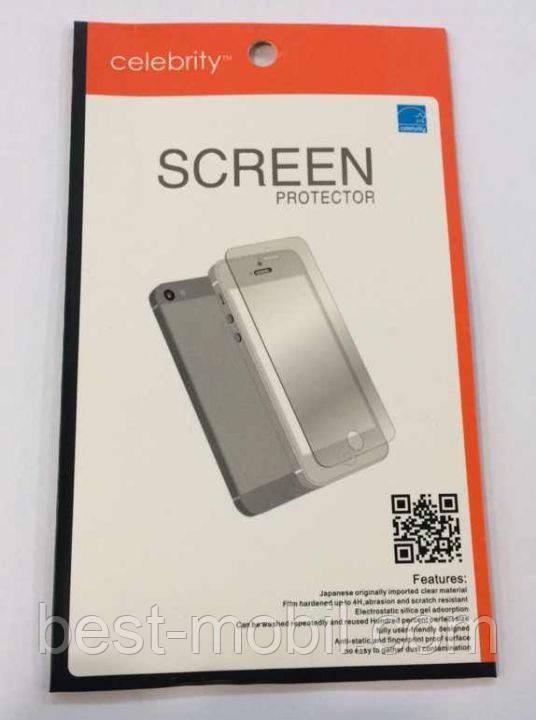 Защитная пленка Celebrity для LG E430 Optimus L3 II, clear