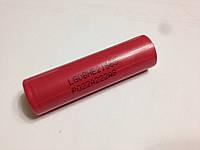 Высокоамперный аккумулятор LG 18650 2,6 А кр