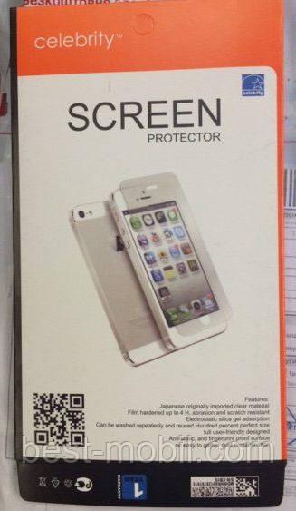 "Защитная пленка Celebrity для Samsung T531 Samsung Galaxy Tab 4 10.1"", matte"