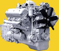 Двигатель ЯМЗ-236М