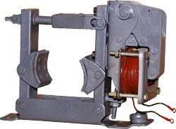 Тормоз колодочный ТКТ-200
