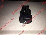 Кнопка аварийки Ваз 2109 21099 2113 2114 2115 овальная новый образец, фото 1