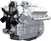 Двигатель ЯМЗ-238НД3