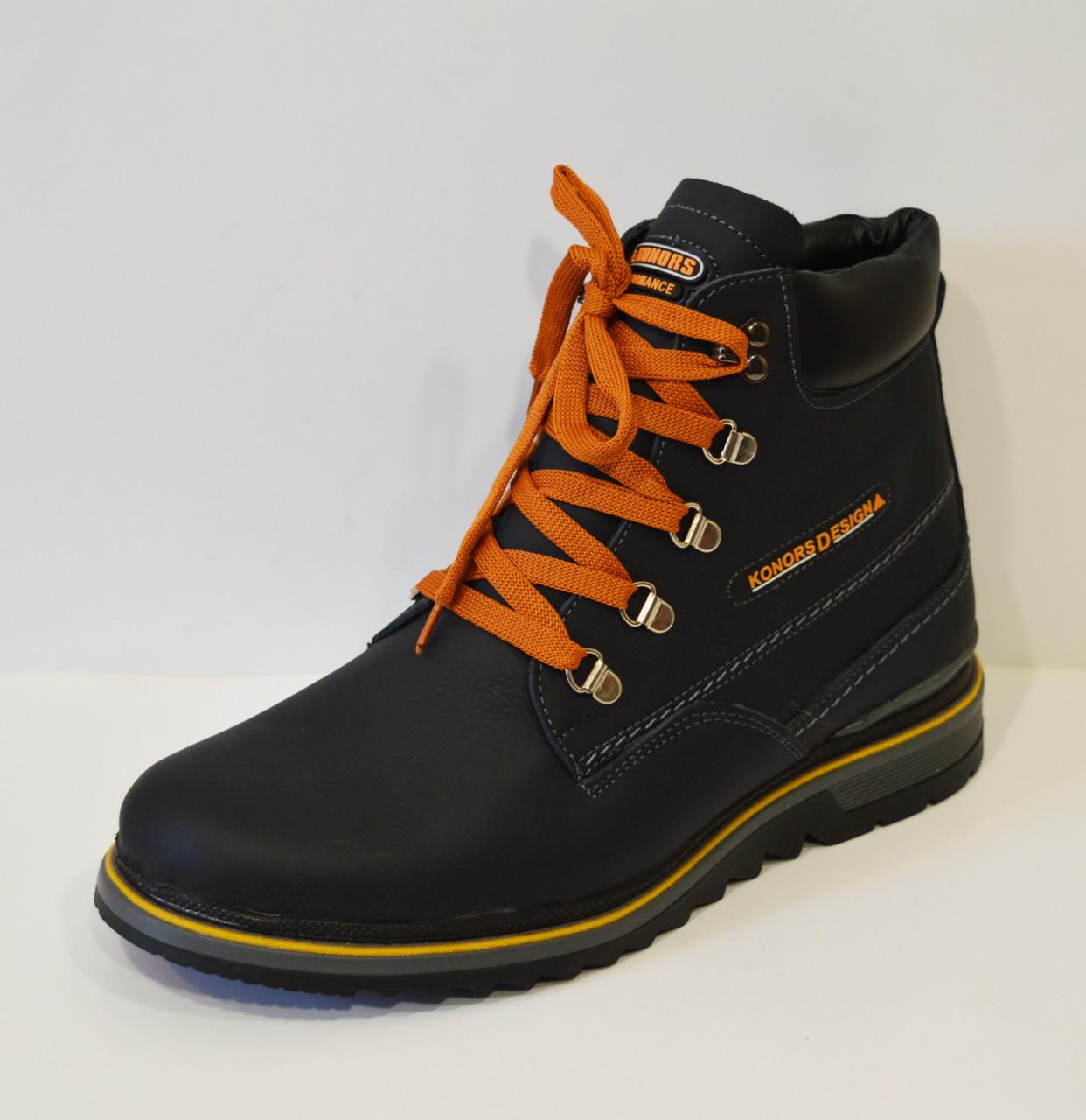 Зимние мужские ботинки Konors 182