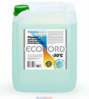 Жидкость для систем отопления незамерзающая ЄCONORD -30 (10л)