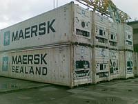 Морской рефконтейнер 40 футов
